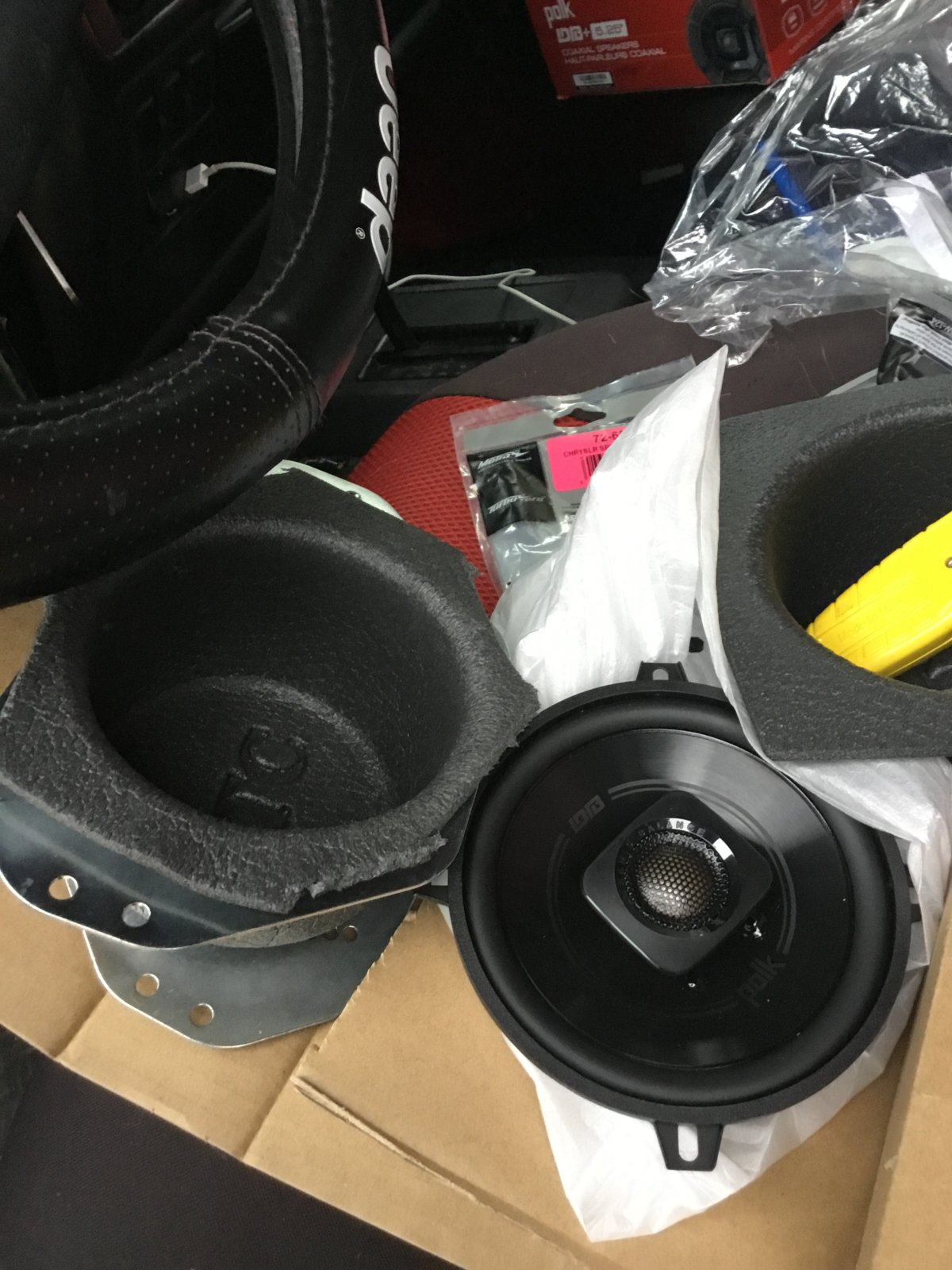 Advice On New Front Speakers Jeep Wrangler Tj Forum