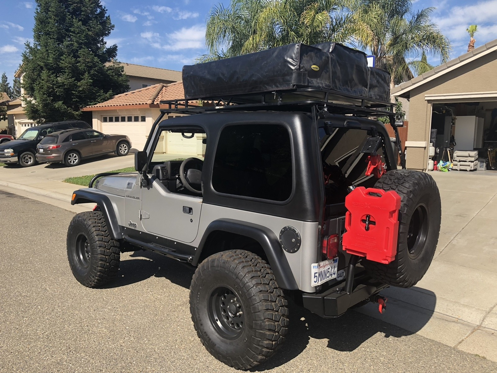 Project Shoestring A Overland Tj Build Jeep Wrangler Tj Forum