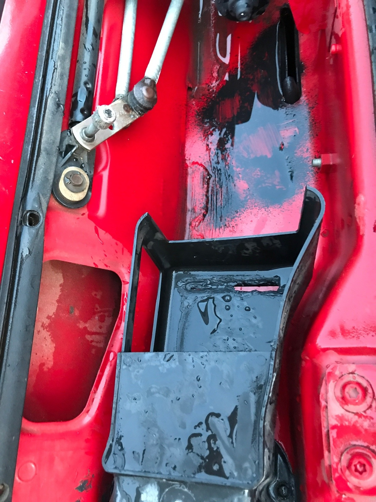 Water In Floor Passenger Side Help Jeep Wrangler Tj Forum