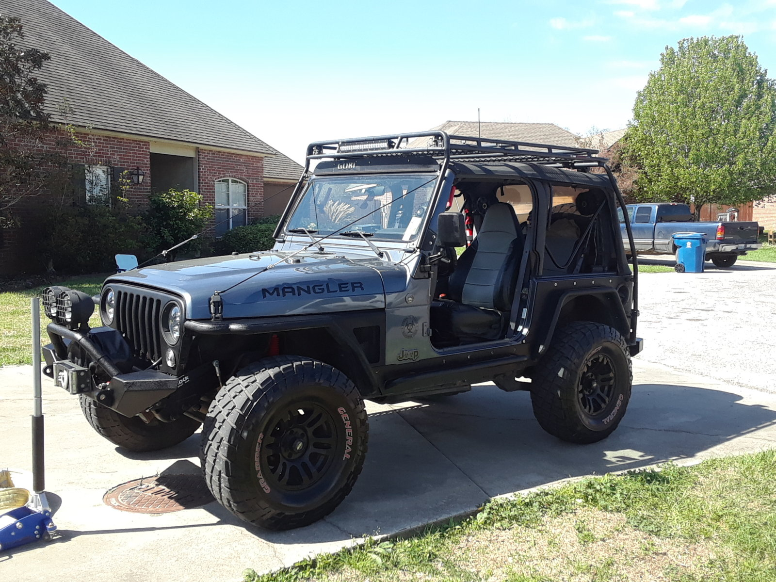 Cargo Racks Looking For Pics And Info Jeep Wrangler Tj Forum