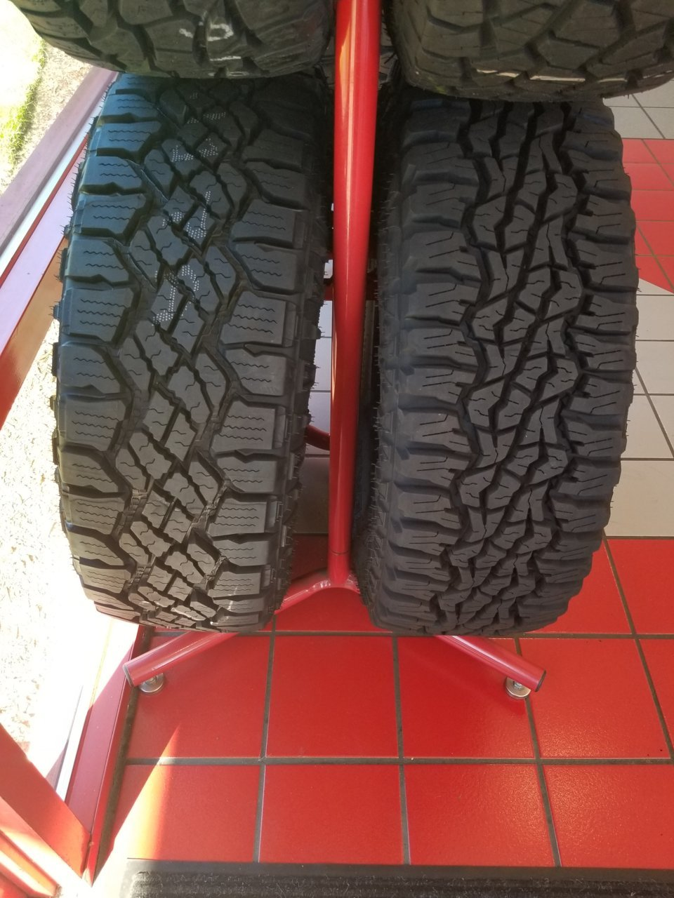 new goodyear a  t tire