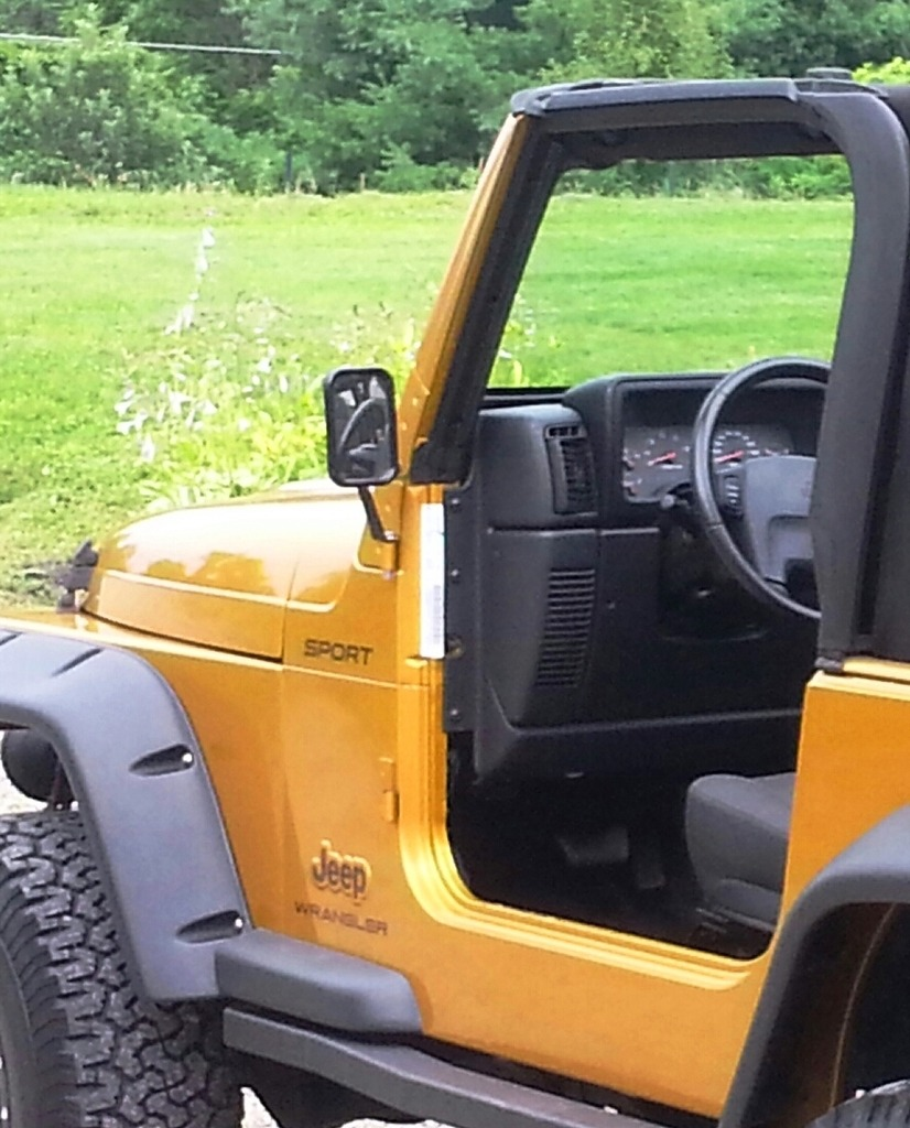 Jeep Wrangler TJ Forum