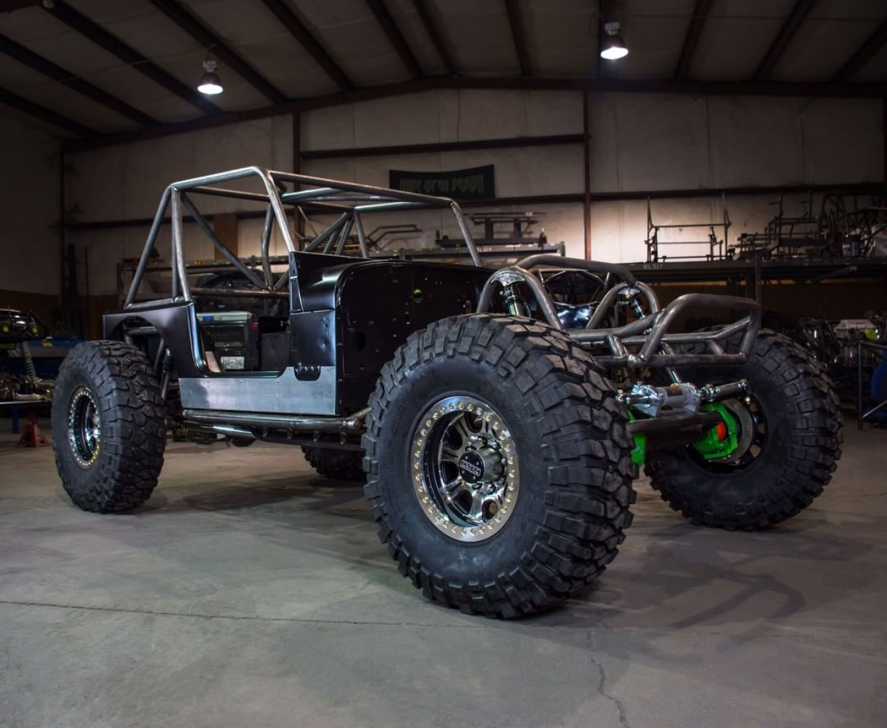 Wide Open Design S Tj And Lj Tube Chassis Jeep Wrangler Tj Forum