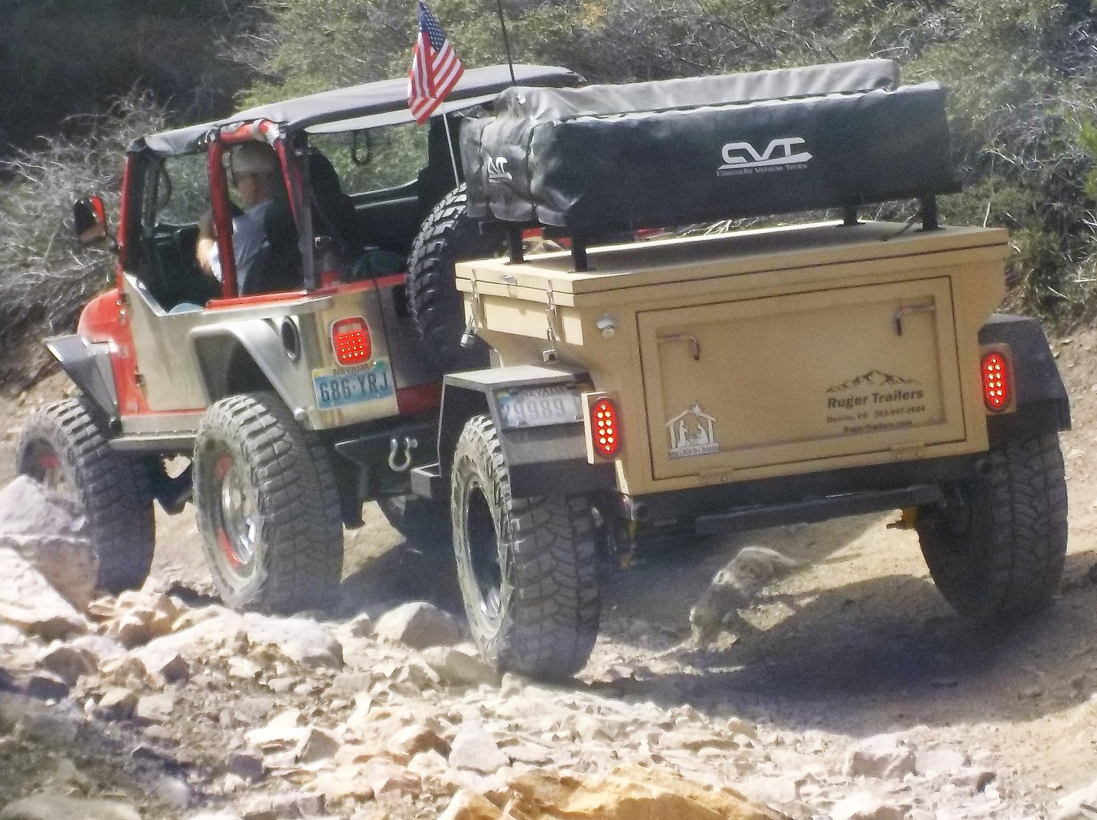 Show Us Your Off Road Trailer Setup Jeep Wrangler Tj Forum