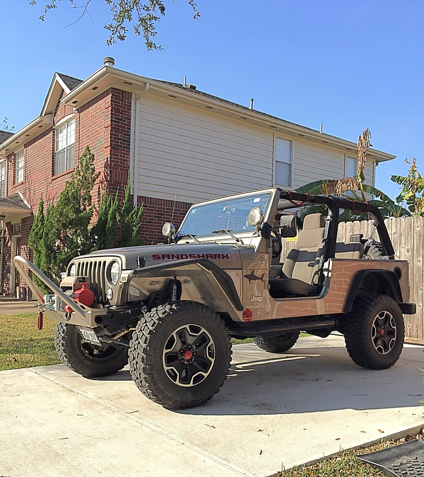 Name your Jeep
