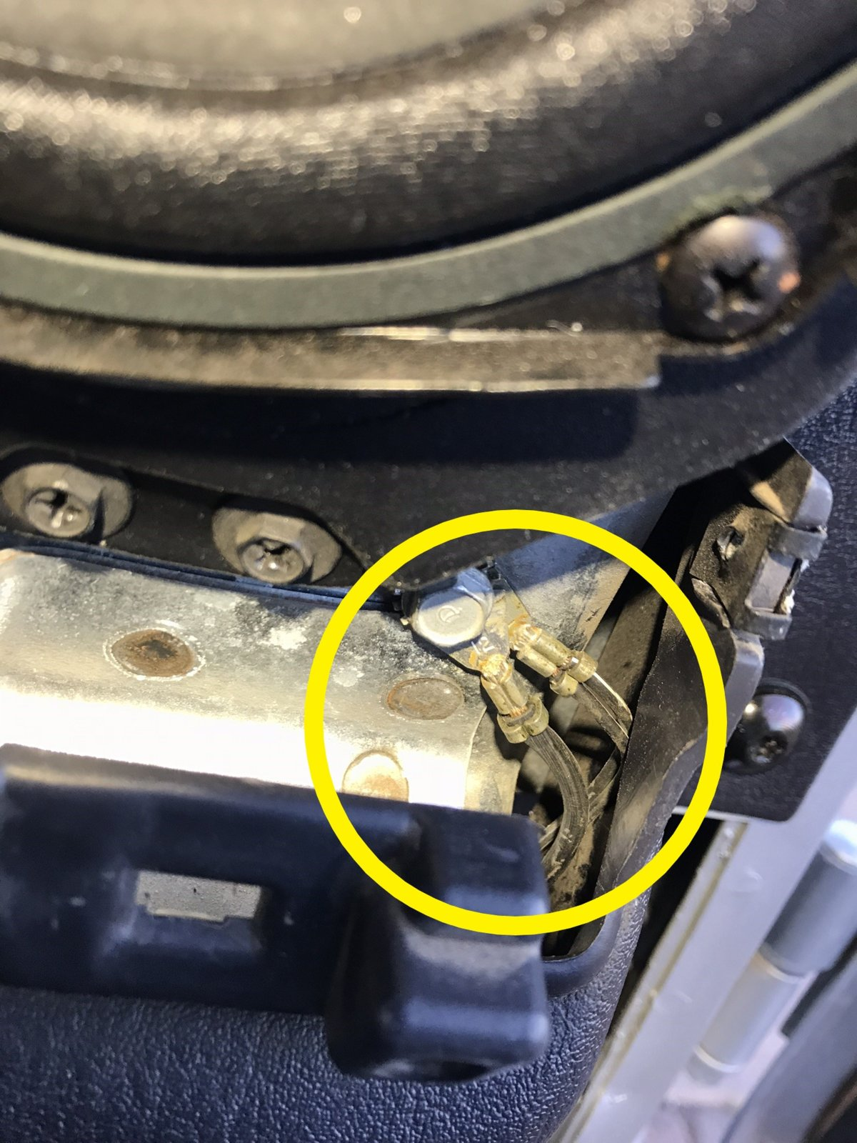 How To Factory Wire Your Tj For A Hardtop Part 1 Dash Harness Wiring Chocolate Block When Removing Hvac Its Easiest Disconnect The Vacuum Lines At Plug By Fuse Rather Than Unscrewing Switch From Back Of