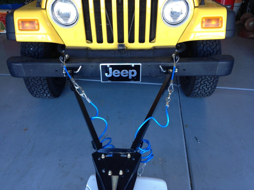 Jeep Tow Wiring Not Lossing Diagram Harness How To Properly Your Wrangler Tj Forum Rh Wranglertjforum Com Trailer Kit