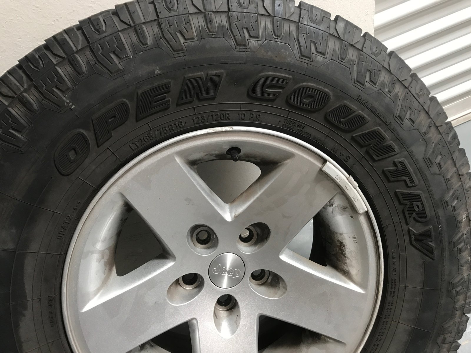 Toyo Open Country A T and Moab Wheels