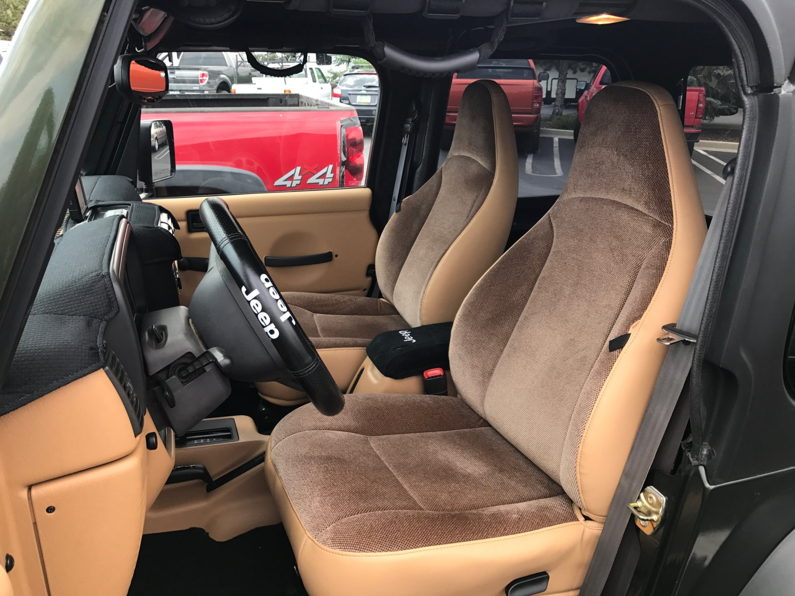 Seat Replacement | Jeep Wrangler TJ Forum