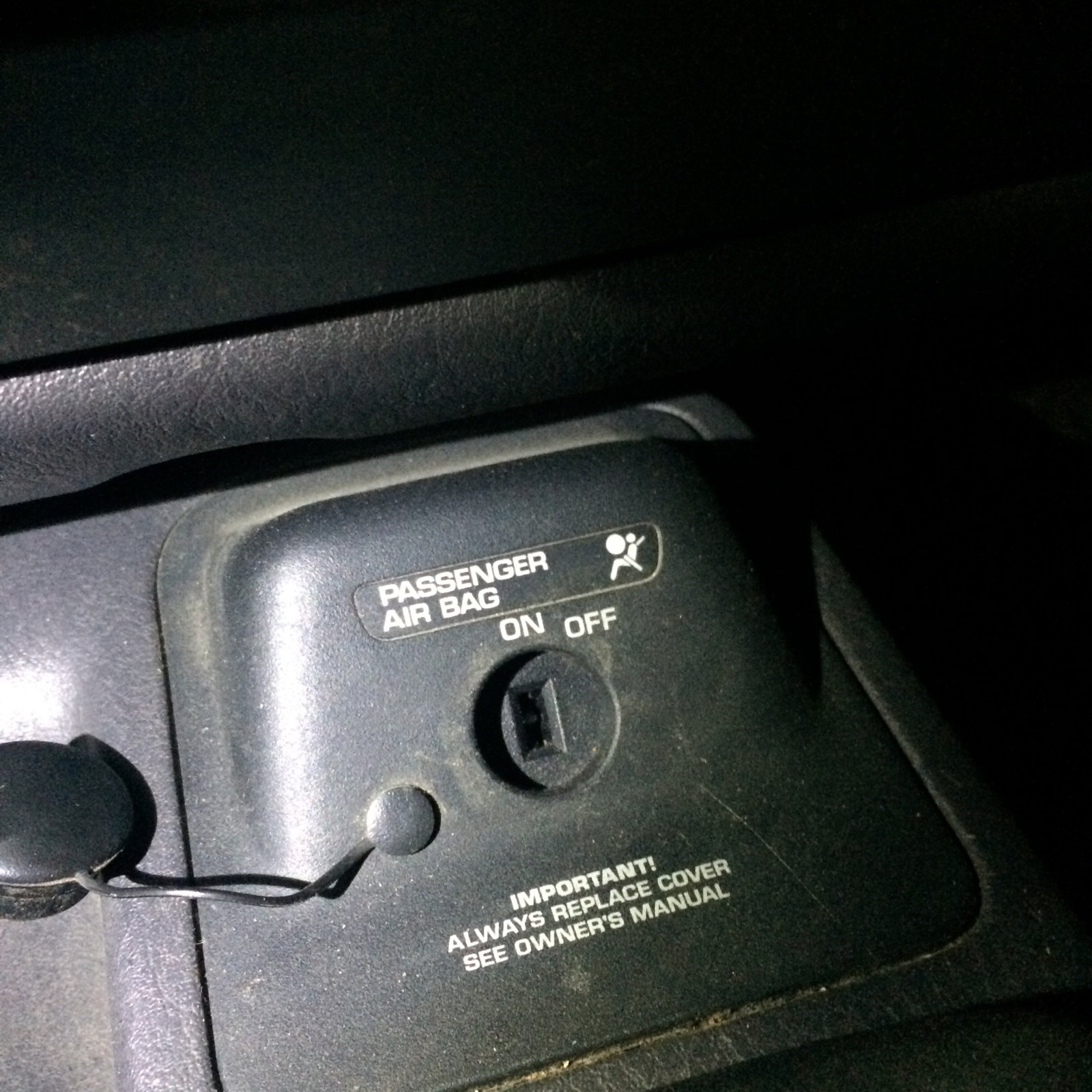 How to turn airbag light off?   Jeep Wrangler TJ Forum