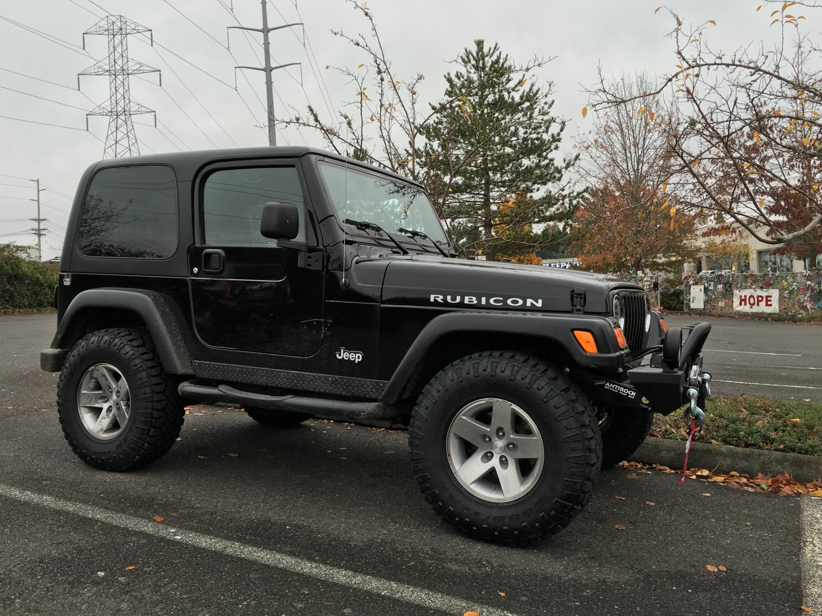 Jeep Jk Tires >> Let's see your wheels! | Jeep Wrangler TJ Forum