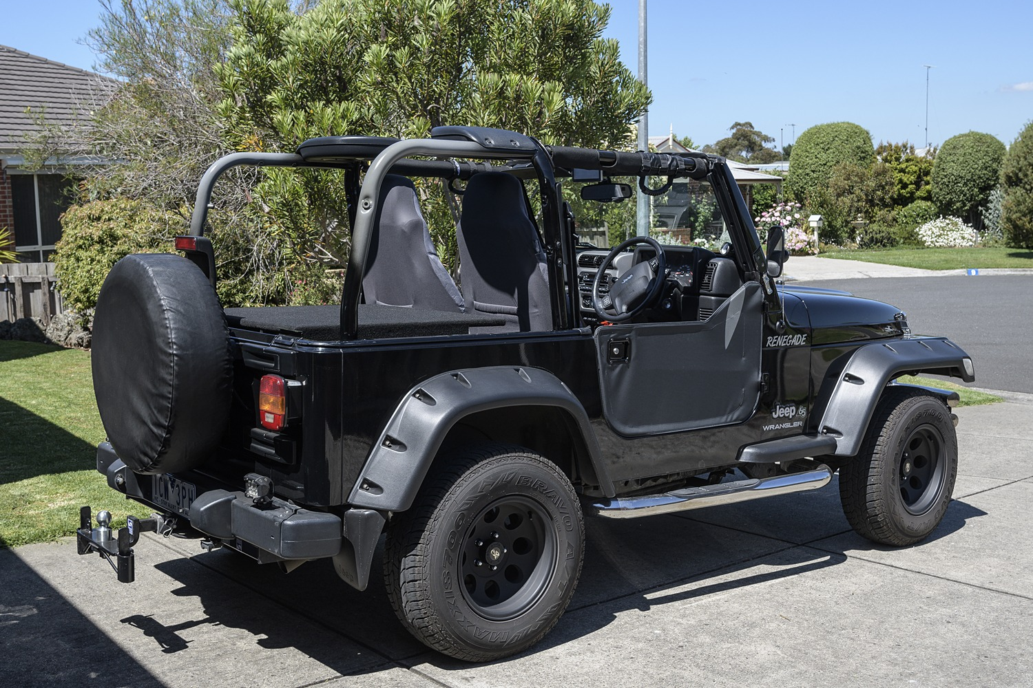 Has Anyone Removed The Rollbar Padding Jeep Wrangler Tj Forum