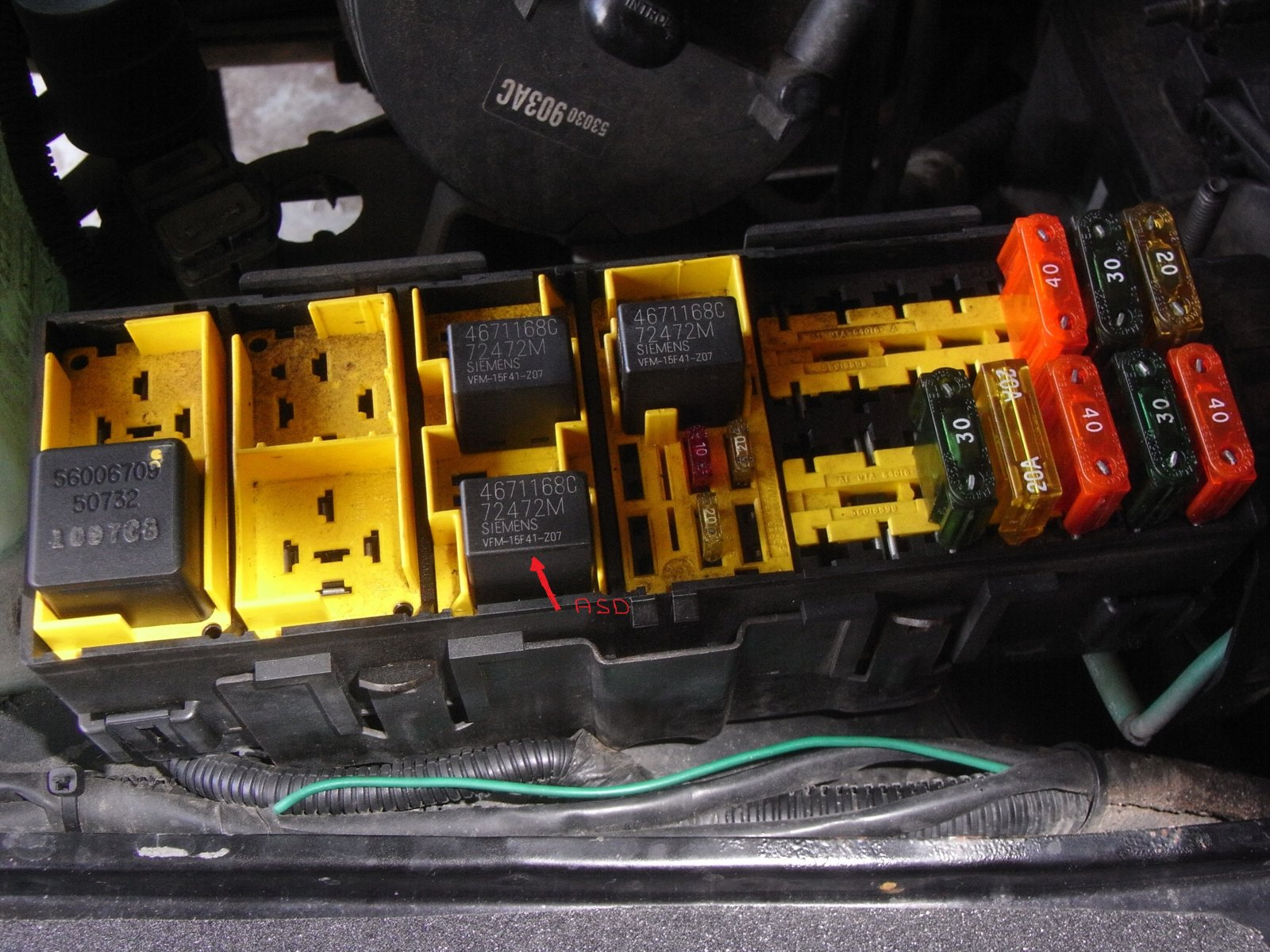2007 Jeep Wrangler Fuse Box Wiring Library Clicking Basic Guide Diagram U2022 Liberty Panel
