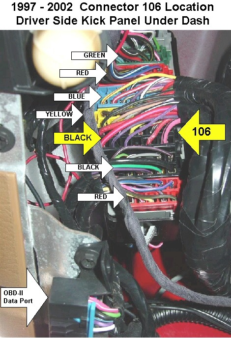 2001 hardtop wiring harness jeep wrangler tj forum jeep wire harness connectors at bayanpartner.co