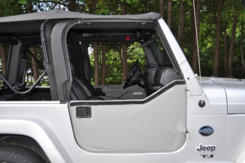 How To Install Yj Half Doors On A Tj Jeep Wrangler Tj Forum