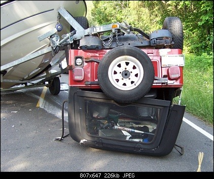 Superior Towing Accident
