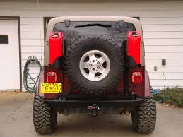 Need Jerry Can Mounting Ideas Jeep Wrangler Tj Forum