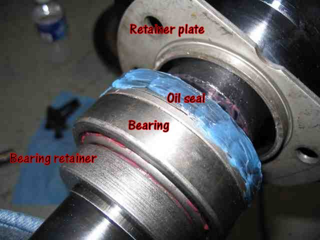 Dana 44 bearing play | Jeep Wrangler TJ Forum