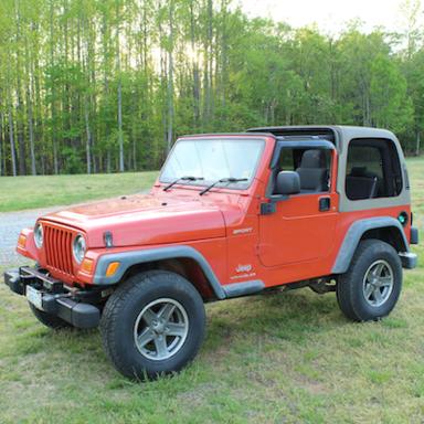 Project Felicity: 06 TJ Wrangler RHD V2403 Kubota Diesel Swap | Jeep