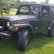 Body mount bolts, bushings and rust | Jeep Wrangler TJ Forum