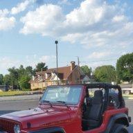 Best way to flush transmission cooler lines?   Jeep Wrangler
