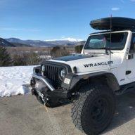 Jeep Wrangler TJ won't start? Read this!   Jeep Wrangler TJ