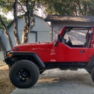 Power steering fluid   Jeep Wrangler TJ Forum