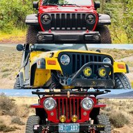 Hardtop Vs Soft Top With Hard Doors Jeep Wrangler Tj Forum