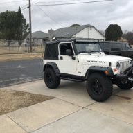 Loose steering normal? | Jeep Wrangler TJ Forum