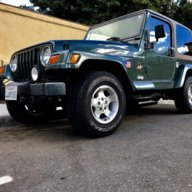 Ticking noise while driving   Jeep Wrangler TJ Forum