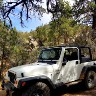 Jeep Wrangler TJ won't start? Read this! | Jeep Wrangler TJ