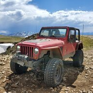 Loose steering / bump steer? | Jeep Wrangler TJ Forum