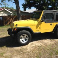 Clutch fluid | Jeep Wrangler TJ Forum