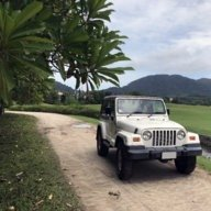 Greetings from Thailand | Jeep Wrangler TJ Forum