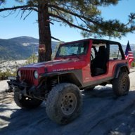 Superchips won't let me recalibrate speedometer | Jeep