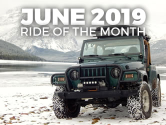 June 2019 Ride of the Month