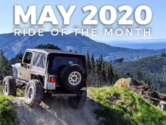 May 2020 Ride of the Month