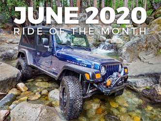 June 2020 Ride of the Month